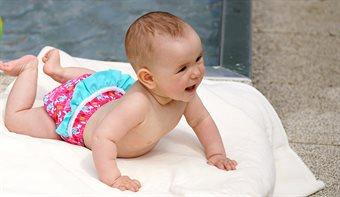Vauvan uimahousut