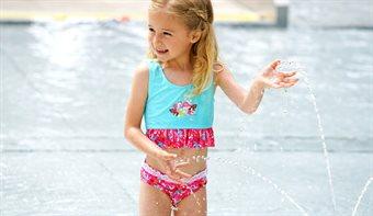 Lasten uimapuvut