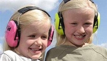 Lasten kuulonsuojaimet