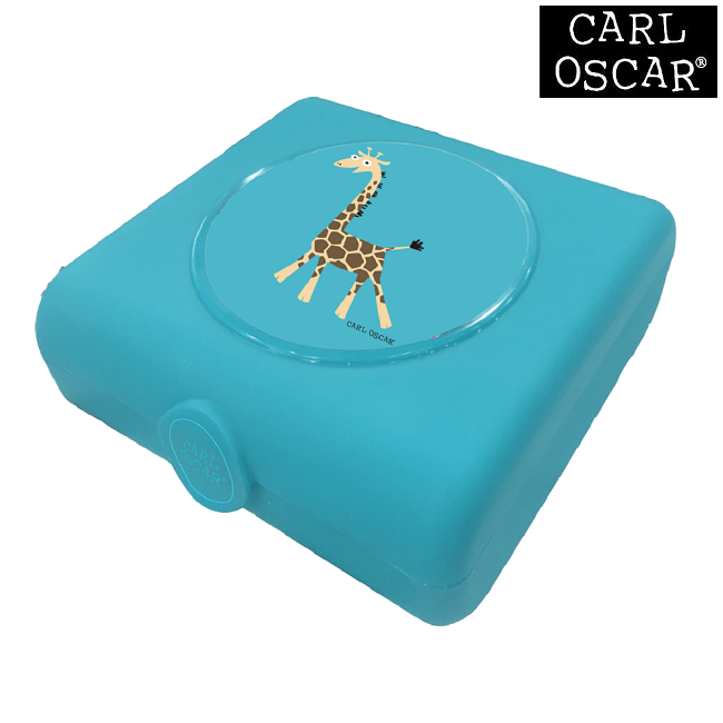 Carl Oscar Sandwich Box - Giraffe
