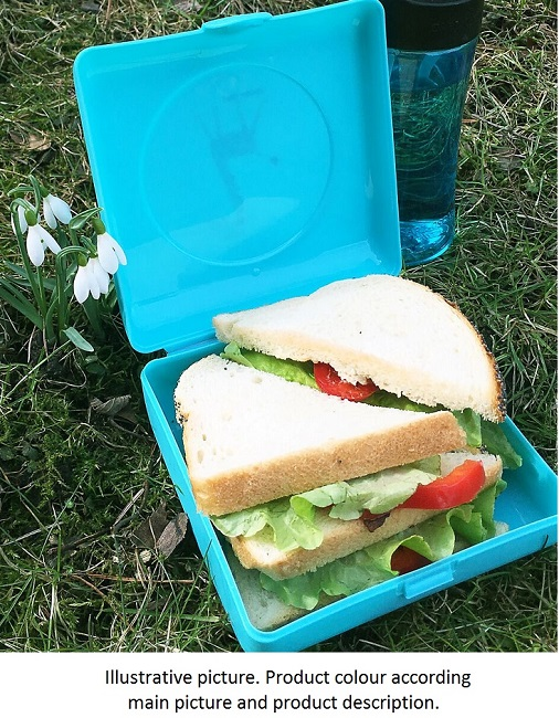 Carl Osacr Sandwich Box