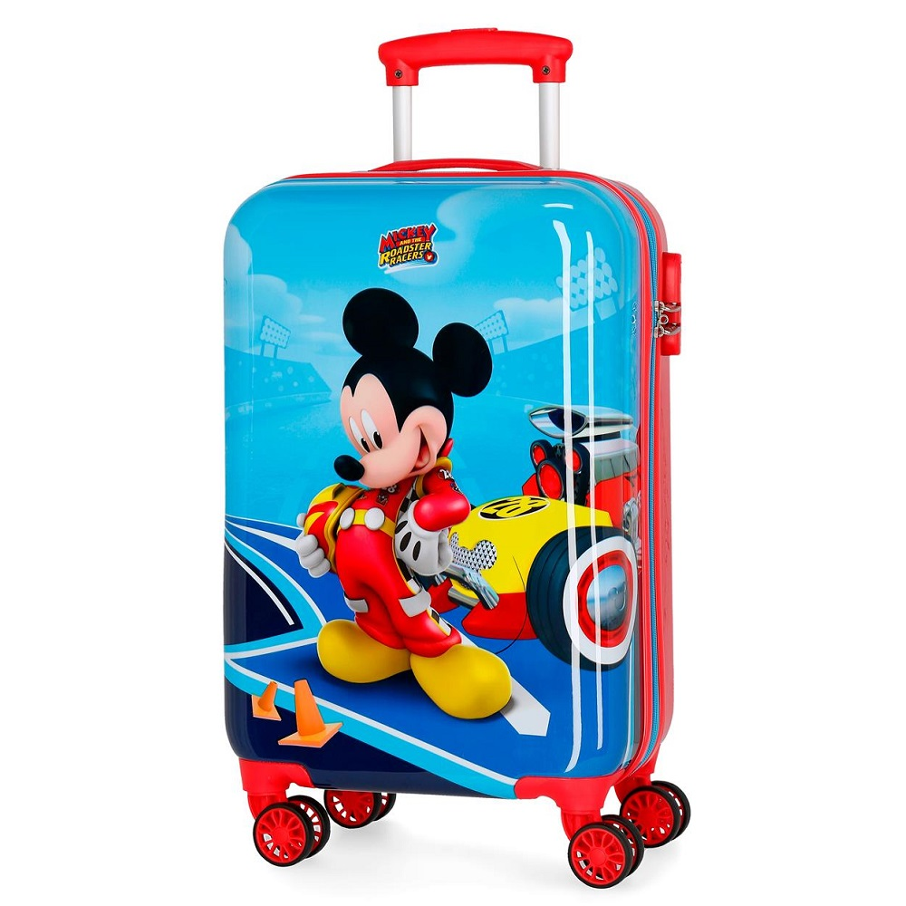 """Mickey Mouse """"Let´s Roll"""""""