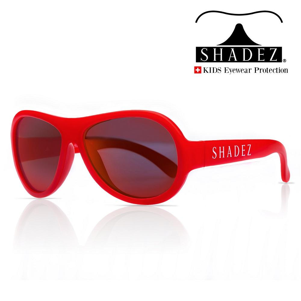 Aurinkolasit lapselle Shadez Baby Classic Punainen