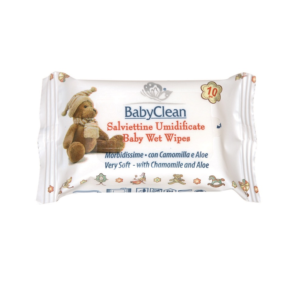 Baby Clean Vuavapyyhkeet