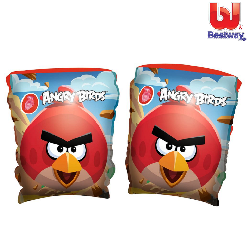 Uimakellukkeet Lapsille Bestway Angry Birds