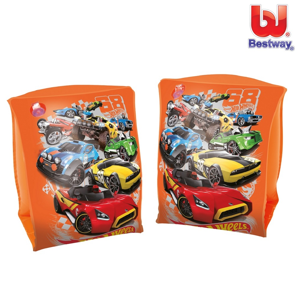 Uimakellukkeet Lapsille Bestway Hot Wheels