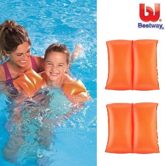Uimakellukkeet Lapsille Bestway Oranssi