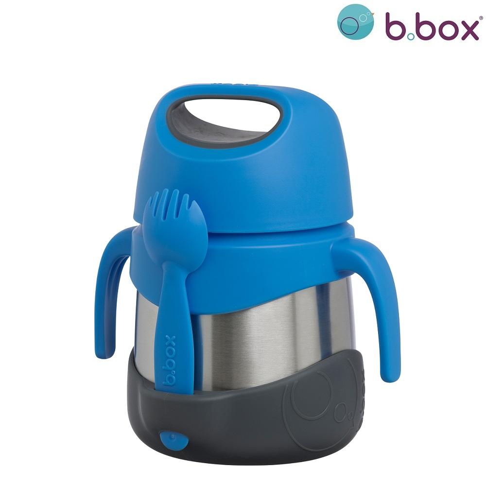 Lasten Ruokatermos B.box Insulated Food Jar Blue Slate