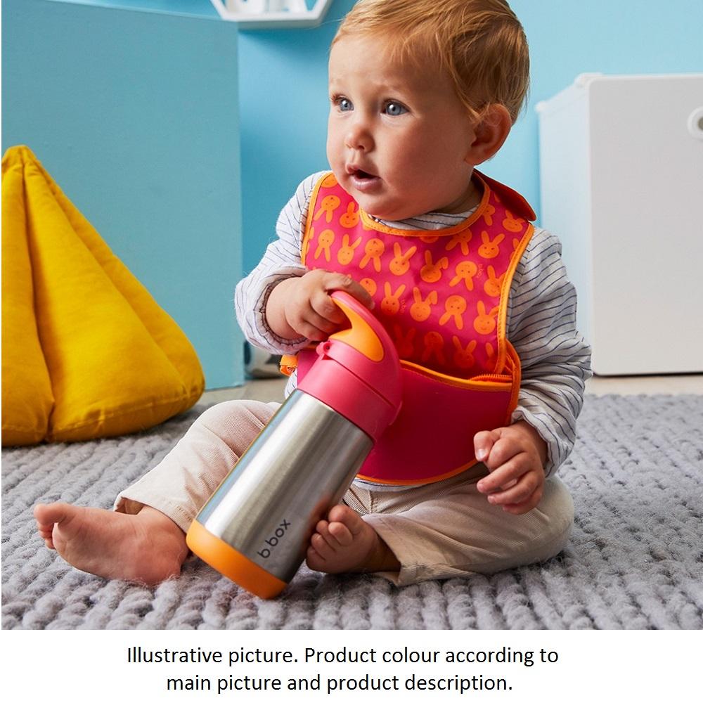 B.box Insulated Drink Bottle - Lemon