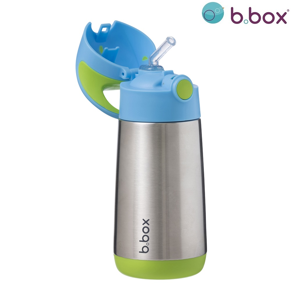 B.box Insulated Drink Bottle - Ocean Breeze