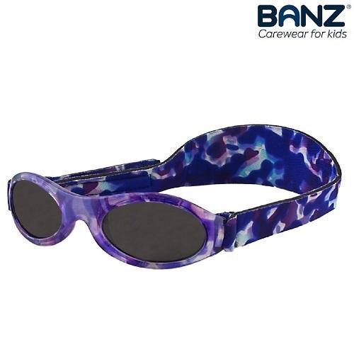 Lasten aurinkolasit BabyBanz Blue Tortuoise
