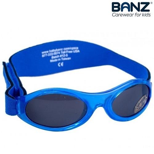 Lasten aurinkolasit BabyBanz Blue sininen