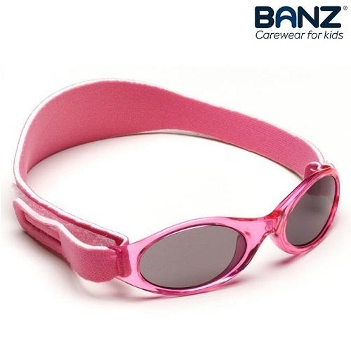Lasten aurinkolasit BabyBanz Pink vaaleanpunainen