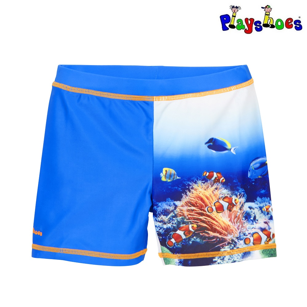 Badbyxor barn Playshoes Underwater World
