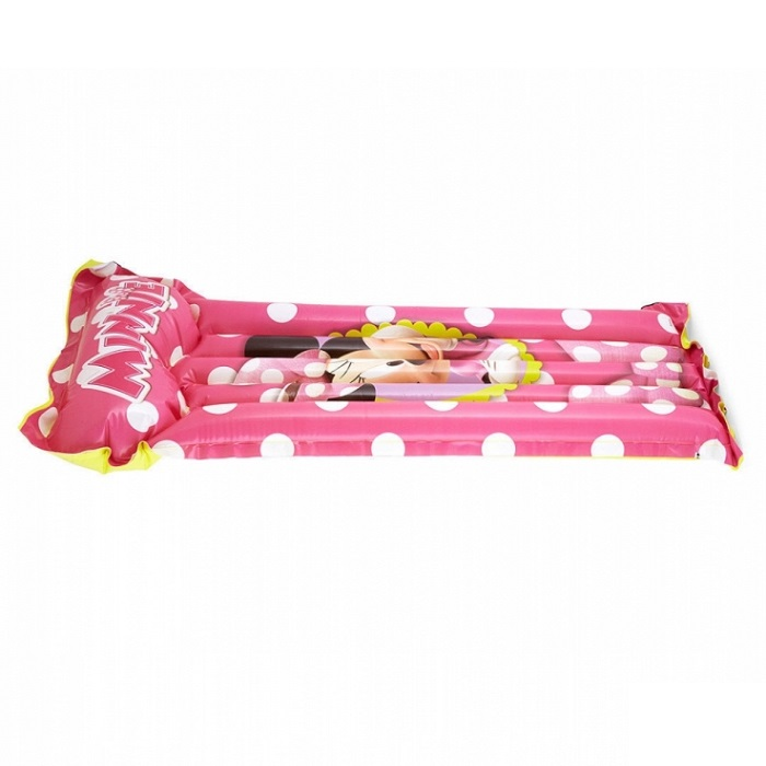 Lasten uimapatja Bestway Minnie vaaleanpunainen