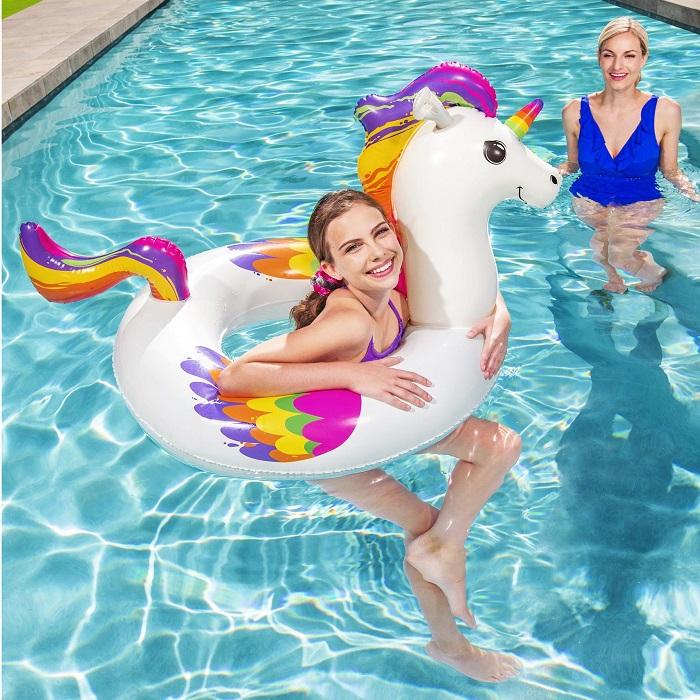 Lasten uimarengas Bestway Yksisarvinen