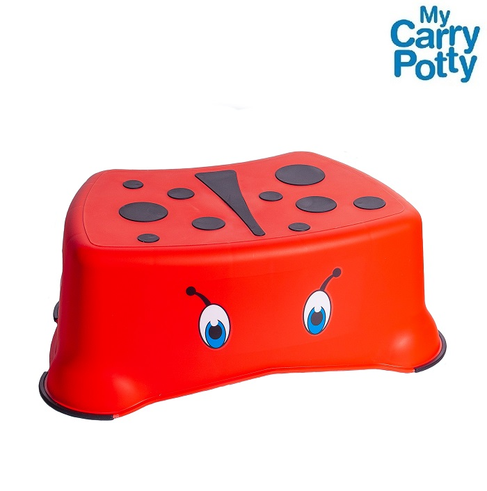 My Carry Potty Korokejakkara Ladybug