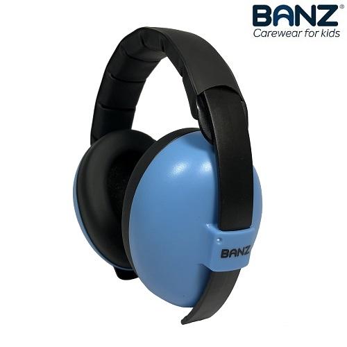 Vauvan kuulonsuojaimet Banz Blue