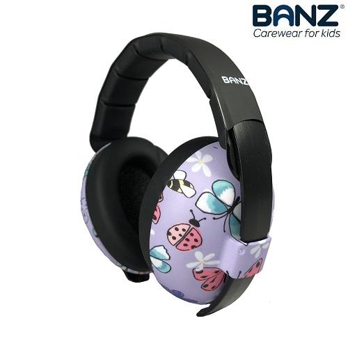 Vauvan kuulonsuojaimet Banz Butterfly