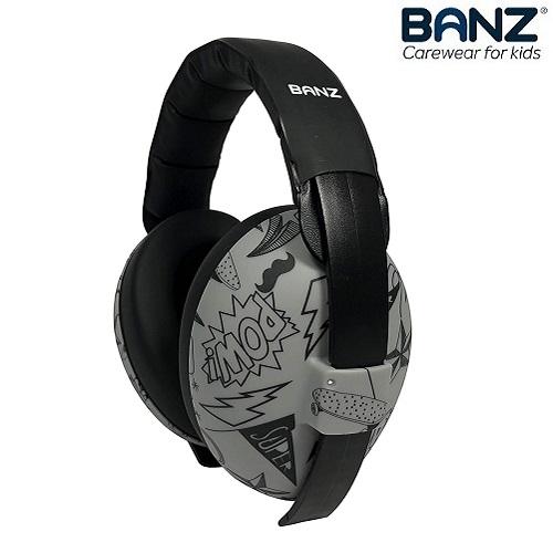 Vauvan kuulonsuojaimet Banz Graffiti