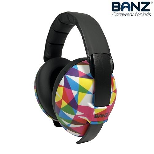 Vauvan kuulonsuojaimet Banz Prisma