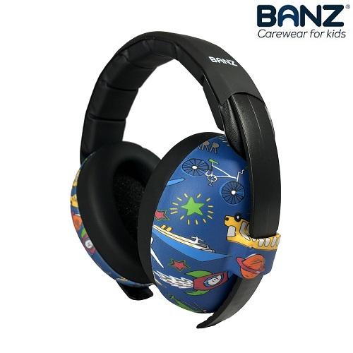 Vauvan kuulonsuojaimet Banz Transport