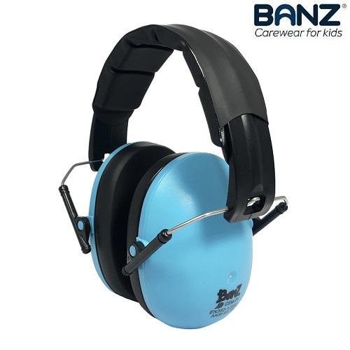Lasten kuulonsuojaimet Banz Blue