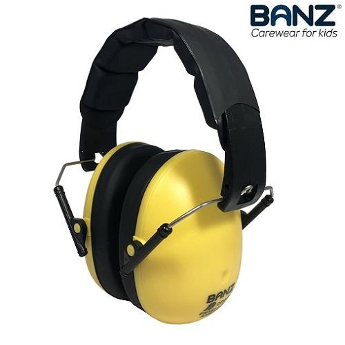 Lasten kuulonsuojaimet Banz Gold