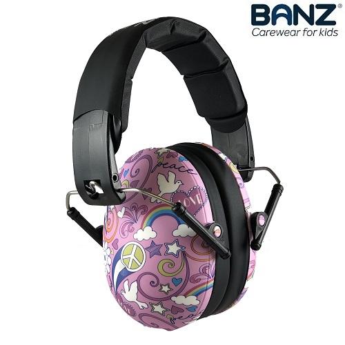 Lasten kuulonsuojaimet Banz Peace