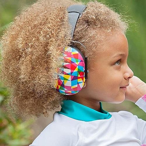 Lasten kuulonsuojaimet Banz Prisma