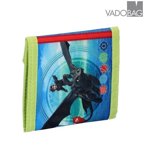 Lasten lompakko Dragon 3 sininen