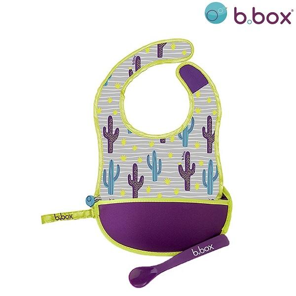 B.box Travel Bib