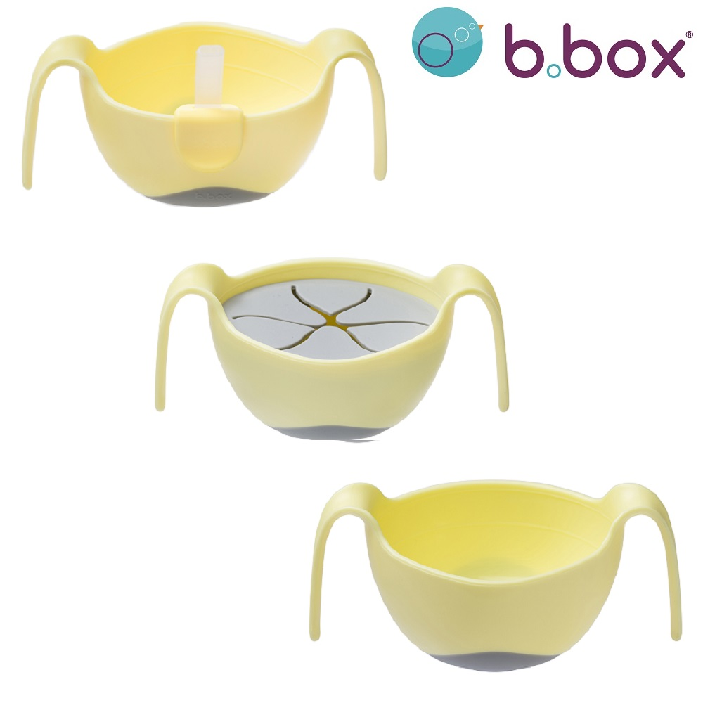 B.box Bowl+ Straw