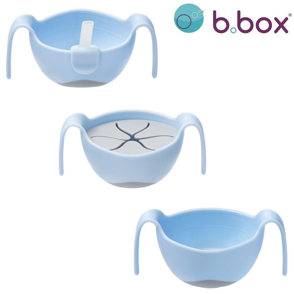 B.box Bowl+Straw