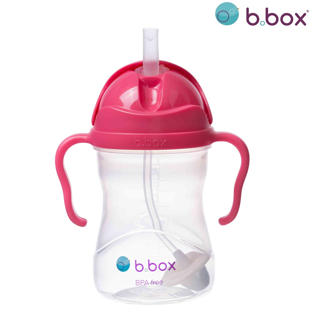 Pipmugg B.box Sippy Cup Rasberry