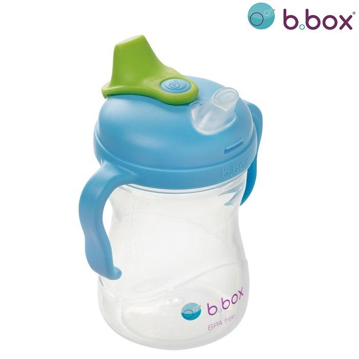 Vauvan nokkamuki B.box Spout Cup sininen