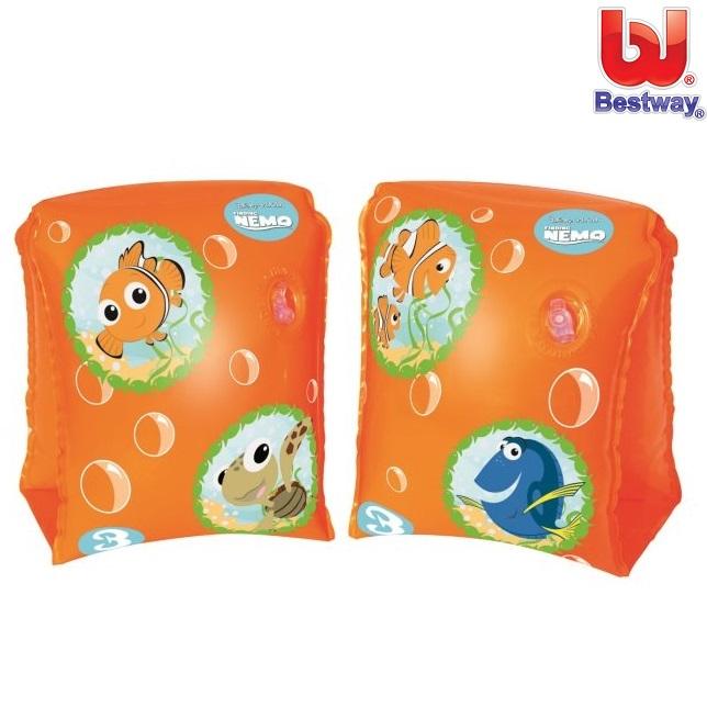 Uimakellukkeet Lapsille Bestway Nemo Oranssi