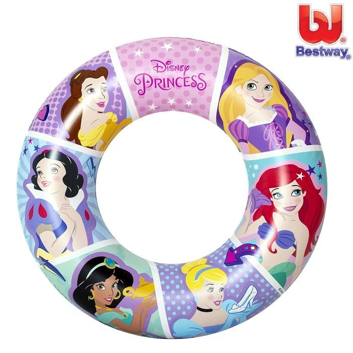 Badring Bestway Disney princessor