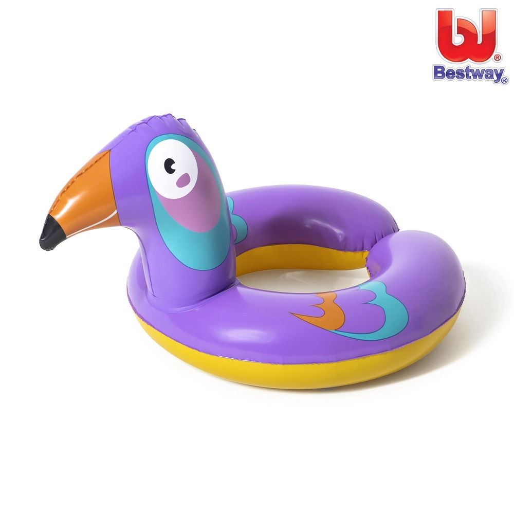 Uimarengas lapselle Bestway Lintu Lilaa