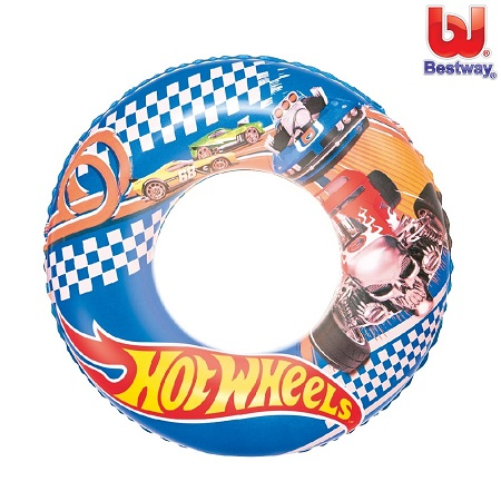 Uimarengas lapselle Bestway Hot Wheels
