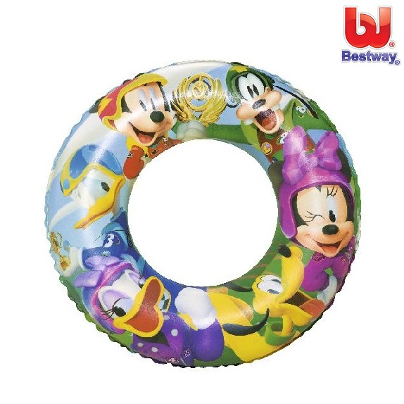 Uimarengas lapselle Bestway Mickey Mouse