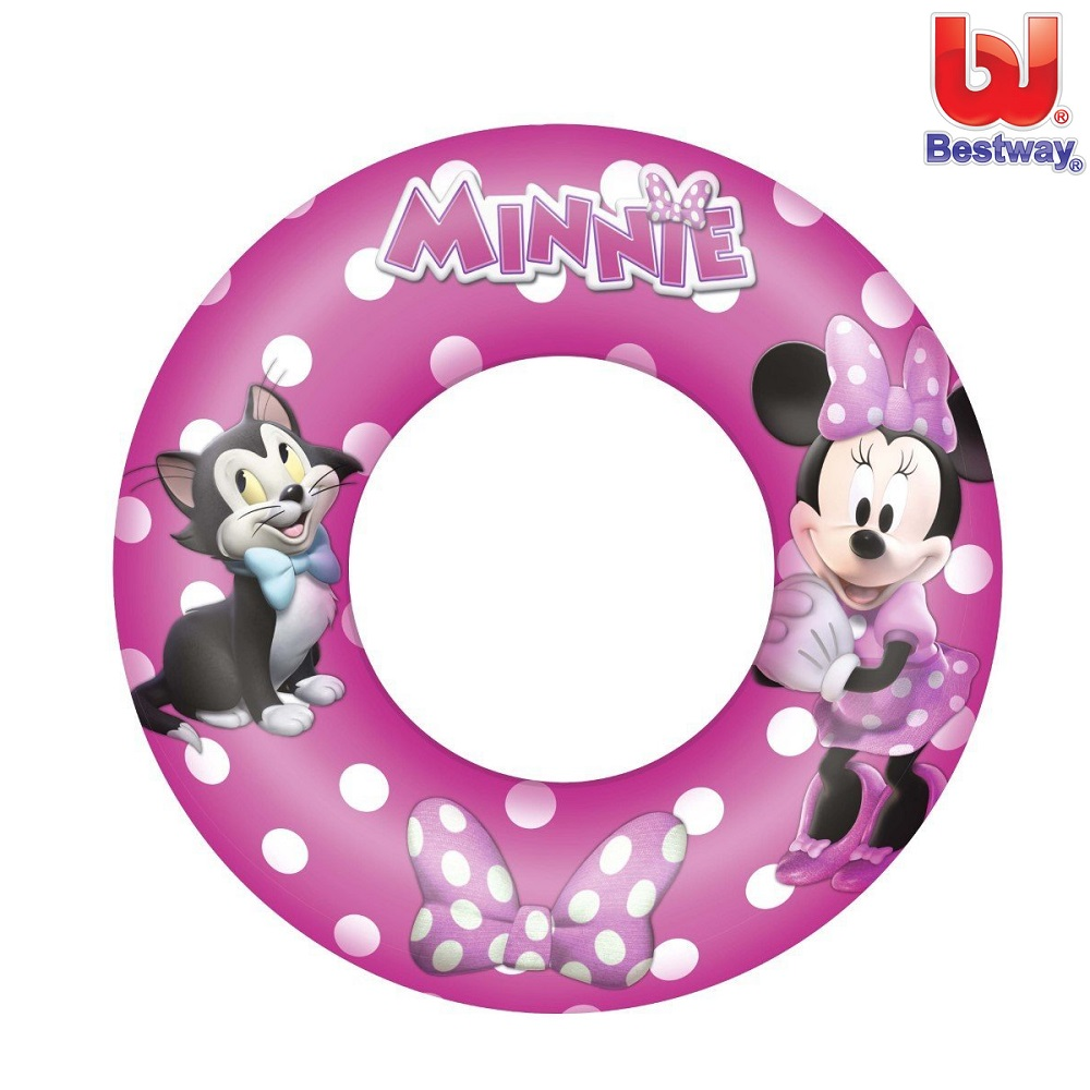 Uimarengas lapselle Bestway Minnie Mouse