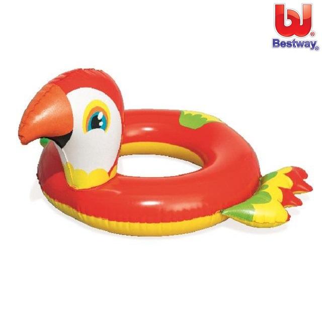 Uimarengas lapselle Bestway Papukaija