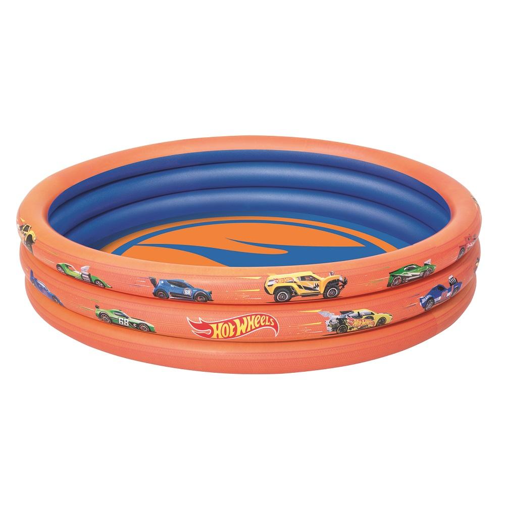 Puhallettava lasten uima-allas Bestway Hot Wheels