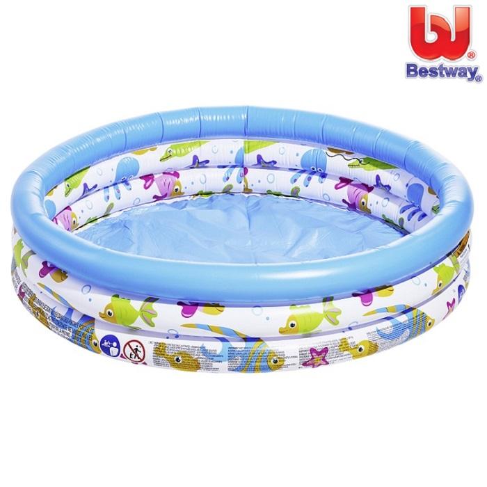 Lasten uima-allas Bestway Sealife sininen