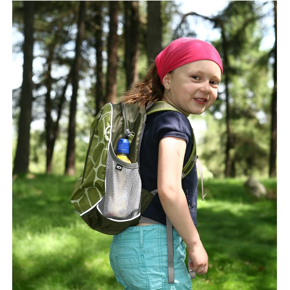 Lasten retkireppu Boll Roo vihrea