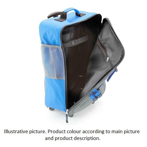 Lasten lentolaukku ja reppu Cabin Max Bear sininen