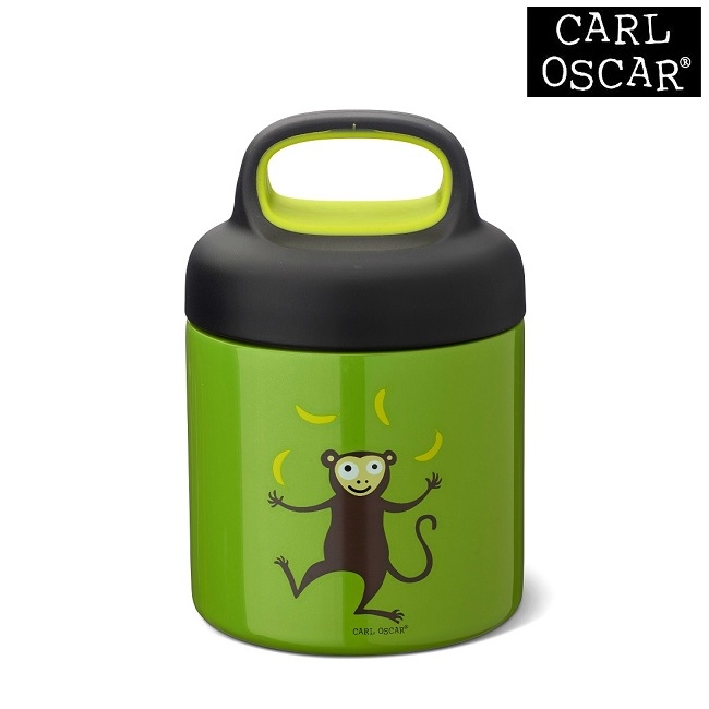 Carl Oscar Temp Foodjar Monkey