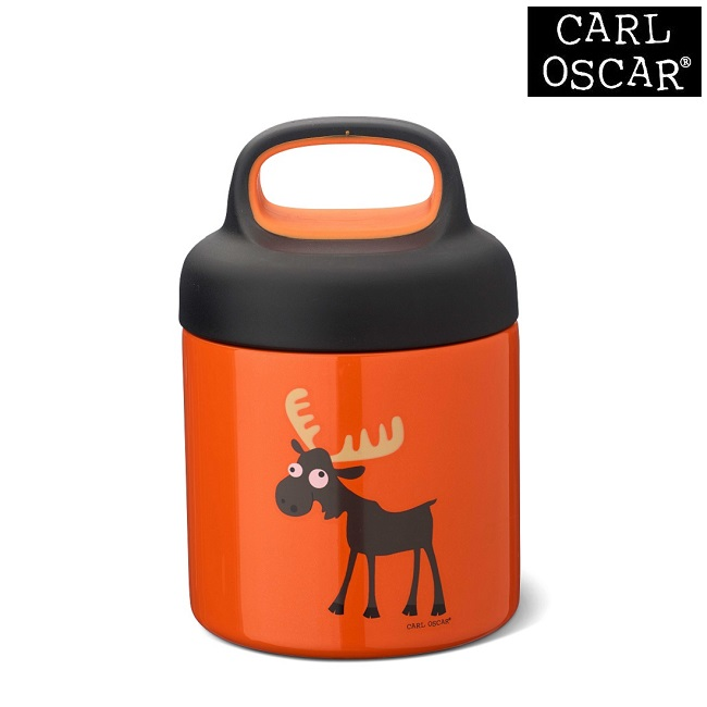Carl Oscar Temp Lunchjar Moose