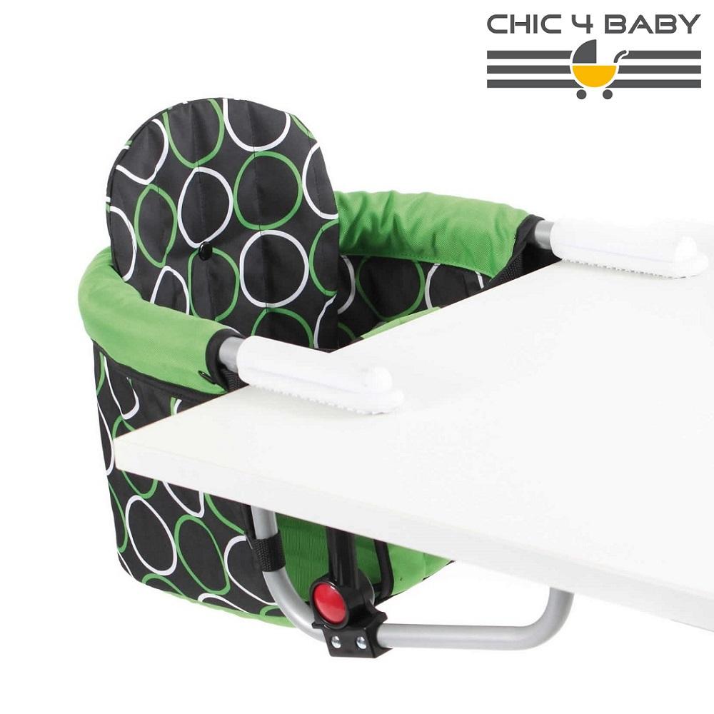 Chick 4 Baby Relax - Green Orbit